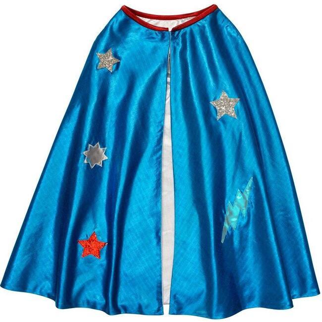 Blue Superhero Costume
