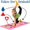 Chi Yoga Mat, Pink - Outdoor Games - 2