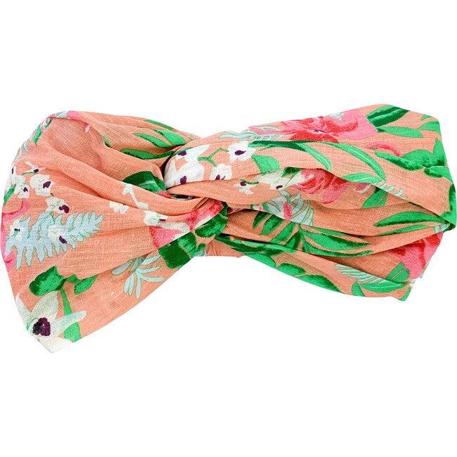 Yuriria Headband, Sienna Flamingo
