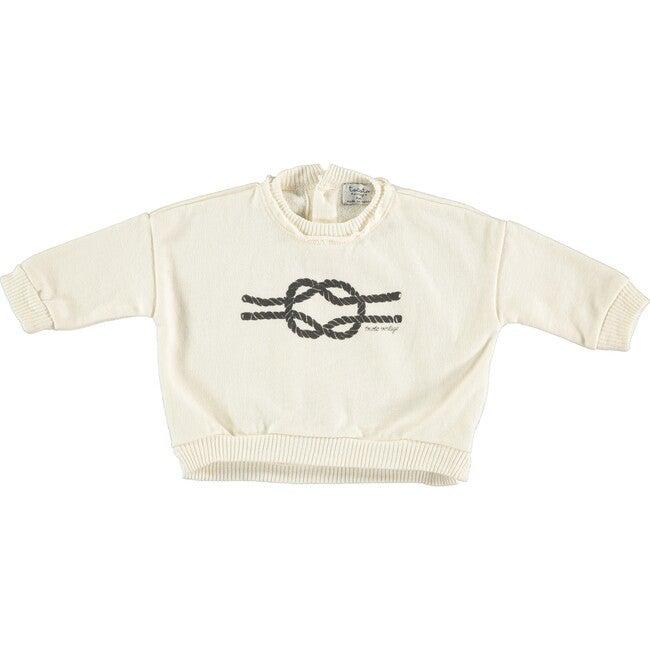 Rope Knot Sweatshirt