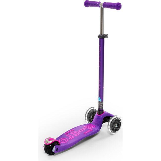 Maxi Deluxe LED, Purple