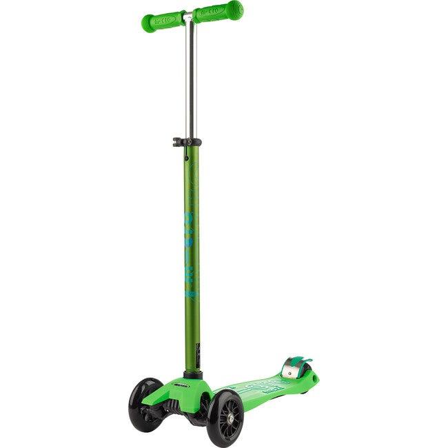 Maxi Deluxe, Green