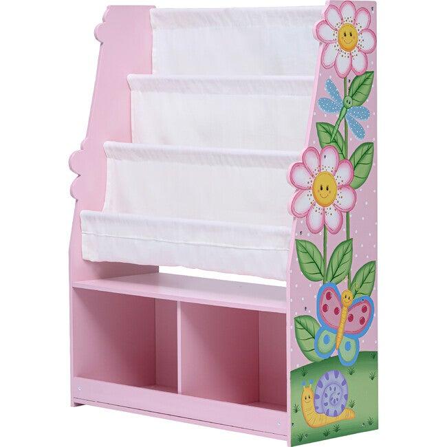 Magic Garden Book Rack Storage Kids Display Bookshelf