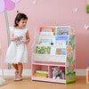 Magic Garden Book Rack Storage Kids Display Bookshelf - Bookcases - 2