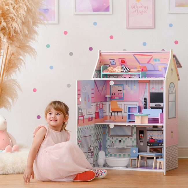 "Dreamland Glasshouse 12"" Doll House"