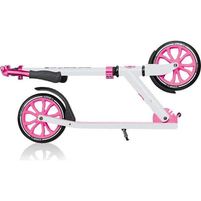NL 205, White/Pink