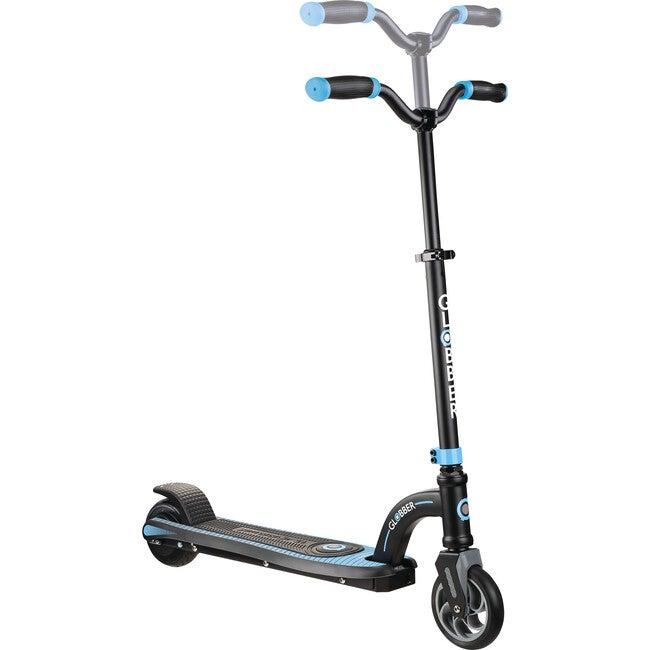 One K E-Motion 10 Electric Scooter, Sky Blue/Black