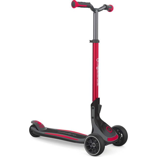 Ultimum Scooter, New Red