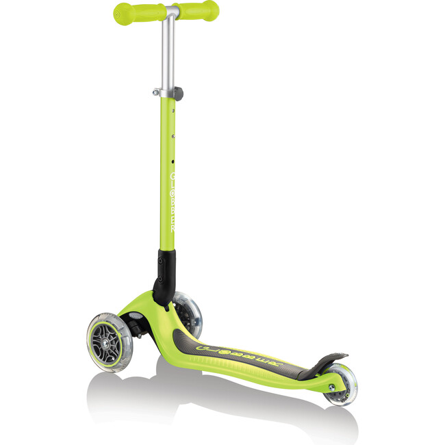 Primo Foldable Scooter, Lime Green
