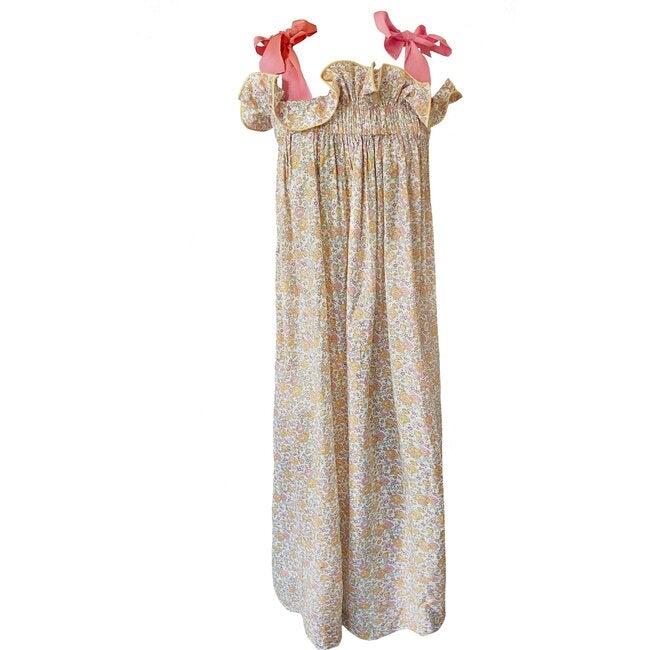 Women's Jaime Dress in Melon Blossom, Melon Blossom