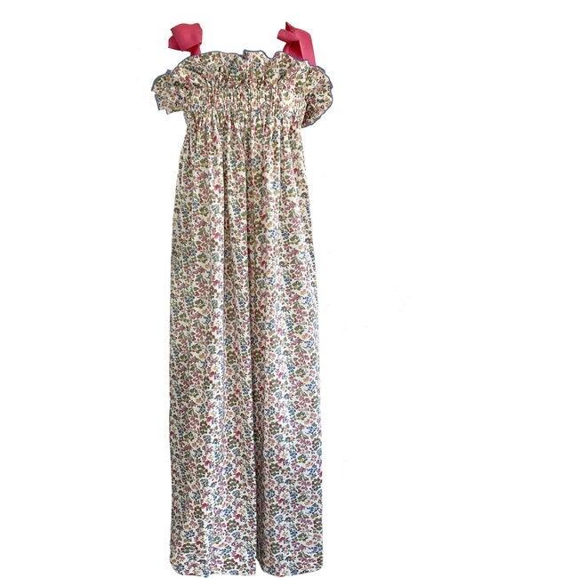 Women's Jaime Dress in Summer Orchard, Summer Orchard