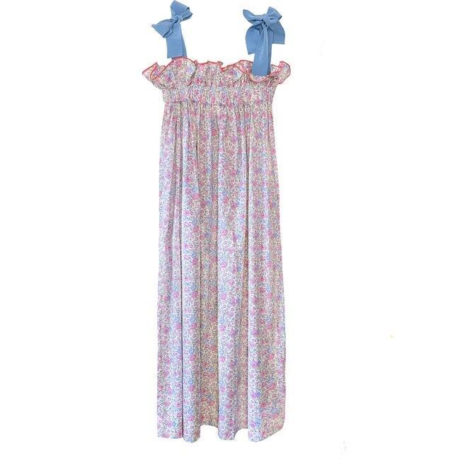 Women's Jaime Dress in Pink Rosarium, Pink Rosarium