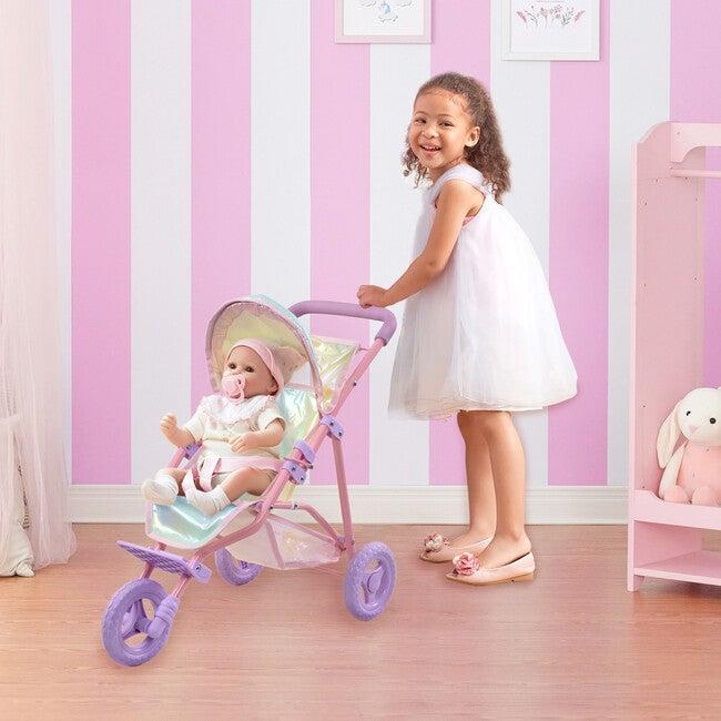 Magical Dreamland Baby Doll Jogging Stroller