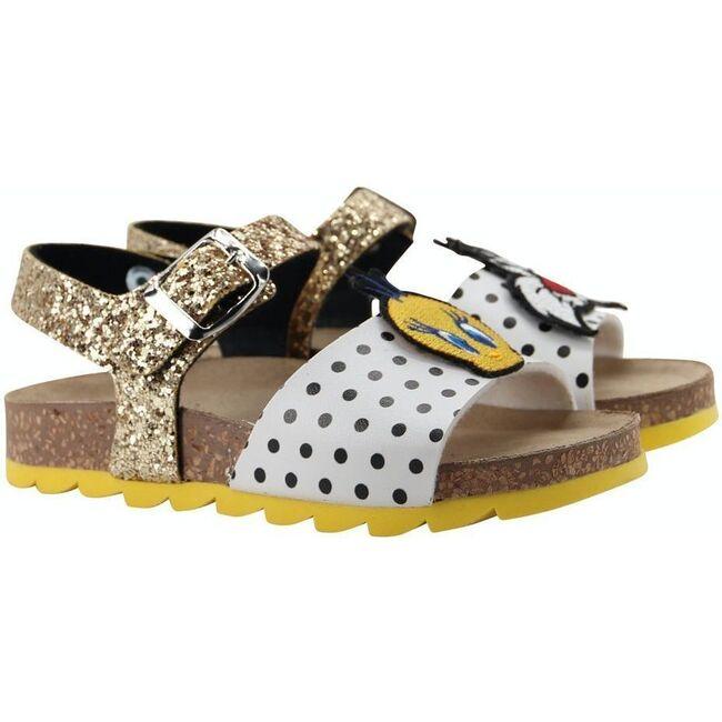 Looney Tunes Sandals, Yellow
