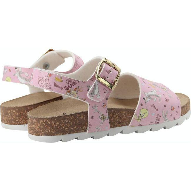 Looney Tunes Sandals, Pink