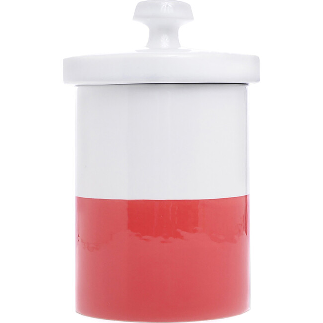 Dipper Dog Treat Jar, Cherry