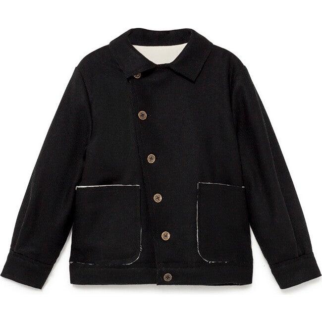 Blackboard Jacket, Black