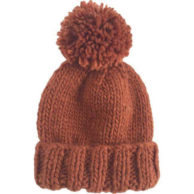 Classic Pom Hat, Cinnamon