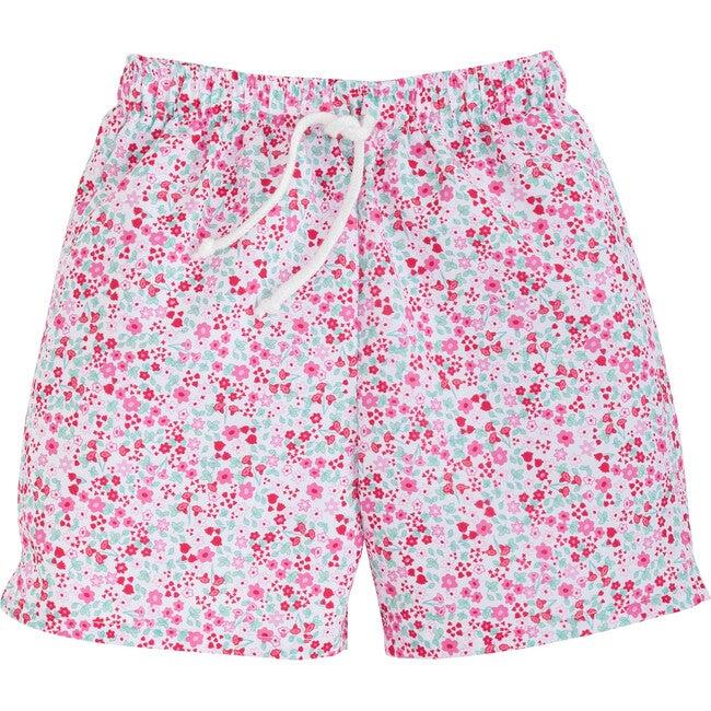 Board Short, Fields Of Pink