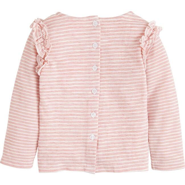 Helen Tee, Pink Stripe