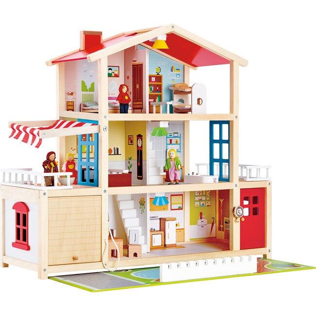 Doll Family Mansion