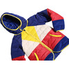 Polygon Bomber, Licorice Mix - Coats - 4