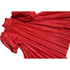 Harriet Pleated Frock, Big Red - Dresses - 4