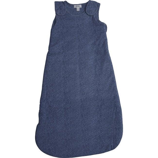 Denim Sleeping Blanket, Blue