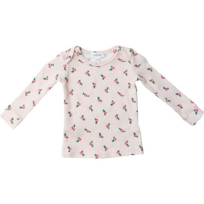 Rosebud Loungewear Set, Pink