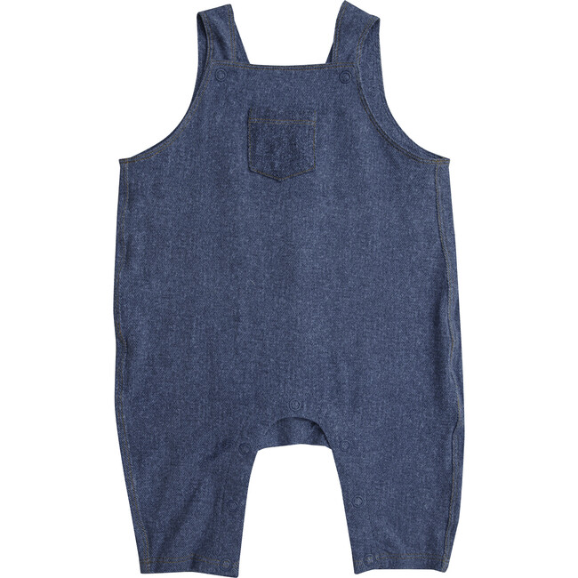 Pocket Overall, Blue