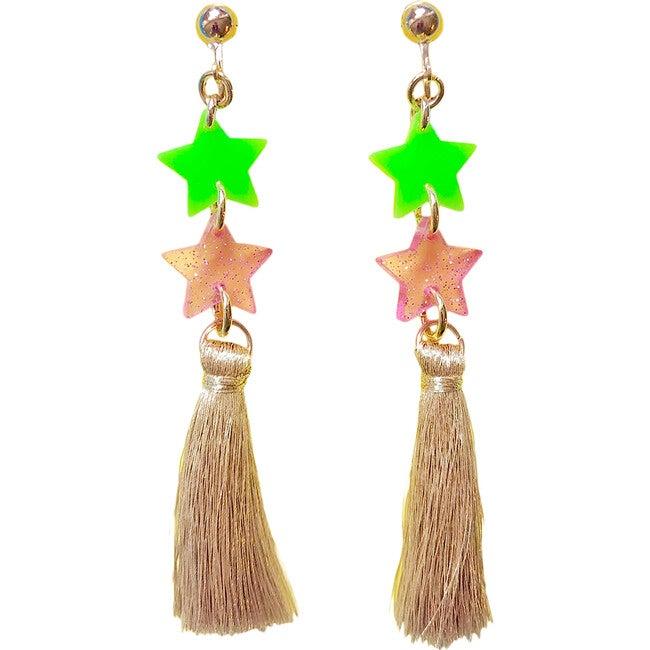 Starlight Clip On Earings - Earrings - 1