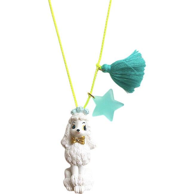 Foo Foo La Rue Poodle Necklace