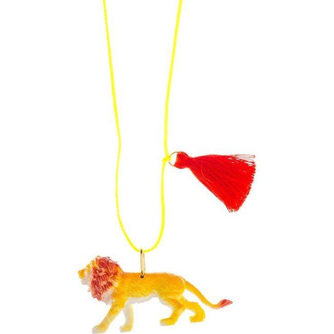 Lenny the Lion Necklace