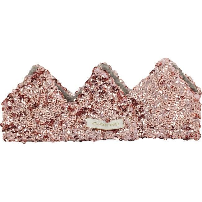 Rocky Crown Headband, Pink