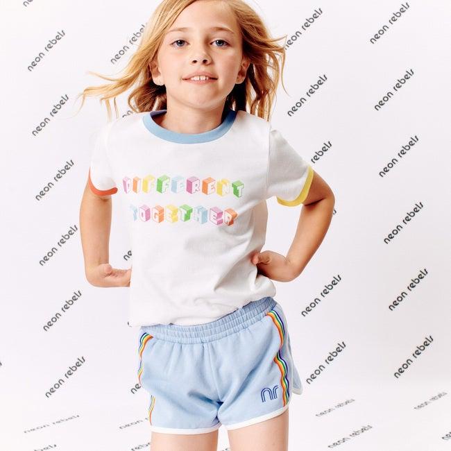 Nicki Shorts, Xenon Blue