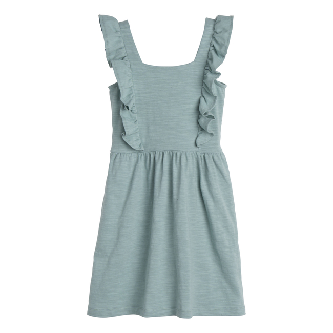Tiffany Dress, Sea Green