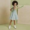 Daria Dress, Sage Gingham - Dresses - 4