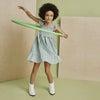 Daria Dress, Sage Gingham - Dresses - 5
