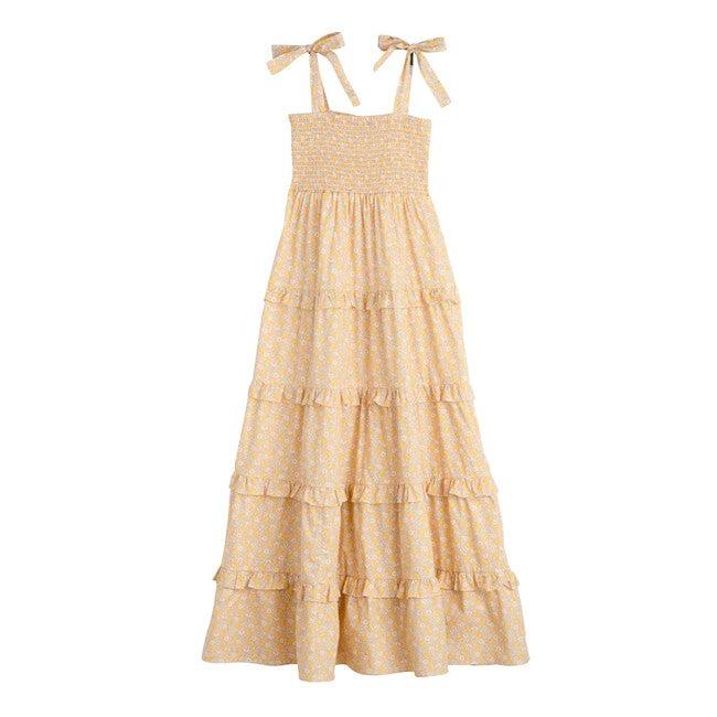 Women's Brooklyn Dress, Cluster Floral