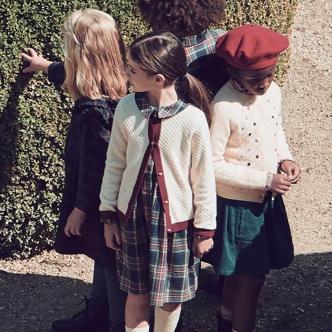 Cassie Skirt, Spruce