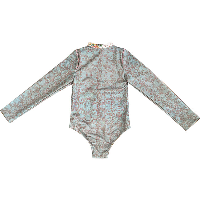 Long Sleeve Zip One Piece, Dolly