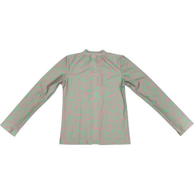 Long Sleeve Rashie, Green