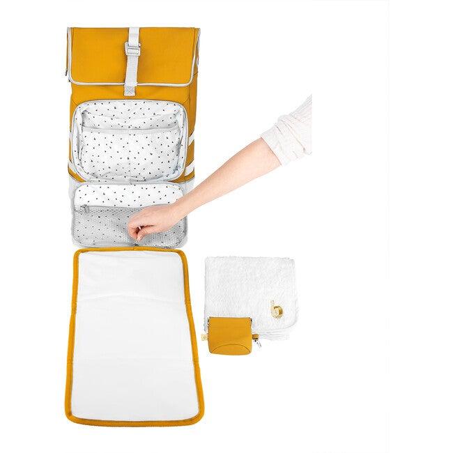Sancy Backpack, Yellow