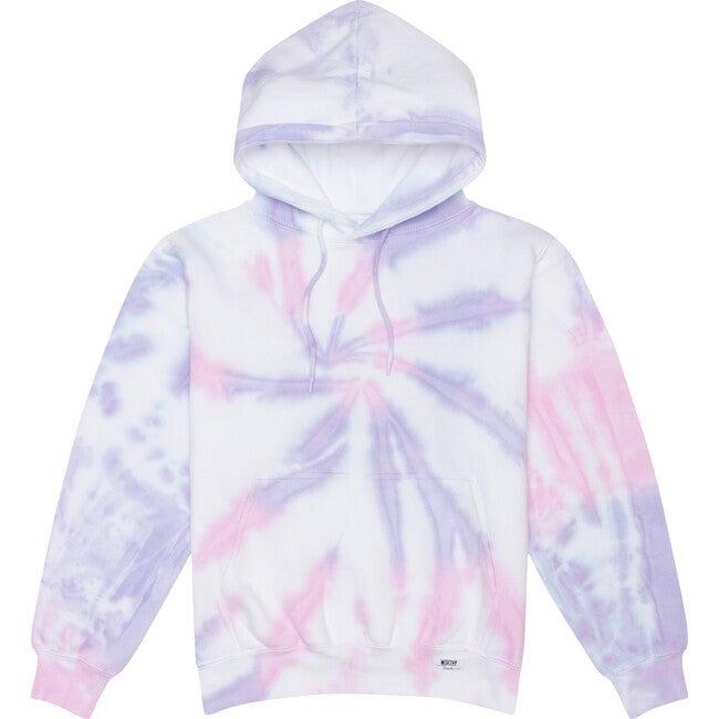 Adult Tie Dye Hoodie, Spun Sugar