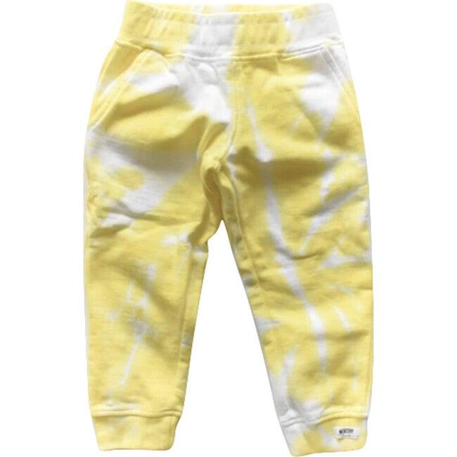 Joggers, Yellow Tie Dye