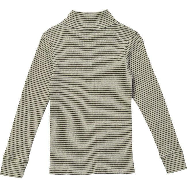 Forgo T-Shirt, Lemon & Chocolate Stripes