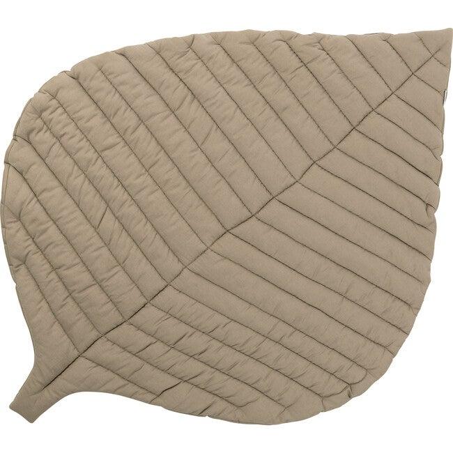 Leaf Mat, Tan