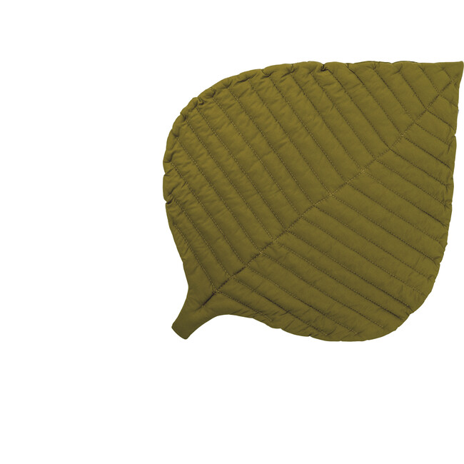 Leaf Mat, Sand Castle