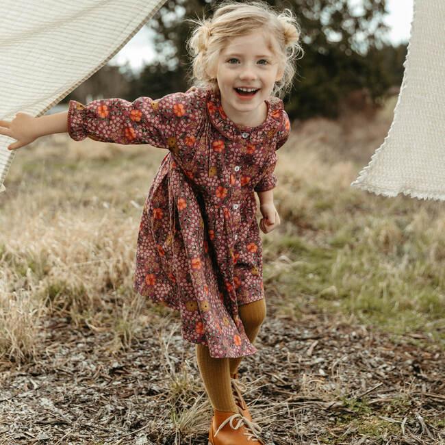 ivy Dress, Biddy Floral
