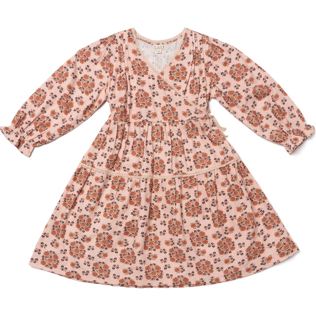 Maple Dress, Winter Berry